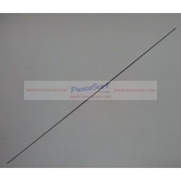 AGUJA EXTRAFINA 0.68 mm. GUSANO PALEADO