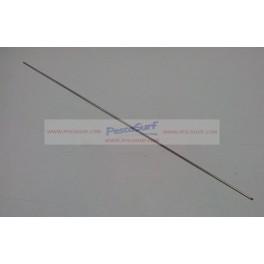 AGUJA FINA 0.9 mm. 20 cm. C/BISEL