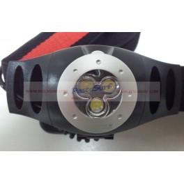 FRONTAL LED LENSER H3