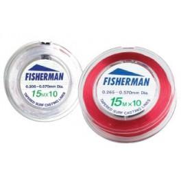 PUENTES FISHERMAN TRANSPARENTES 10 UNDS.