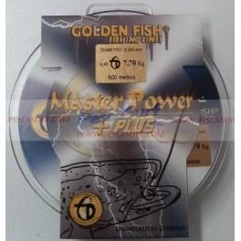 HILO GOLDEN FISH MASTER POWER PLUS 600 m.